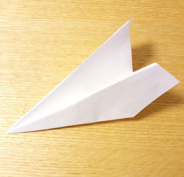 紙 飛行機 長方形