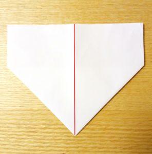 飛行機 長方形 紙
