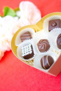 バレンタインデー,チョコ,由来