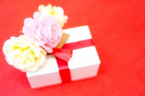 バレンタイン,海外,お花,プレゼント