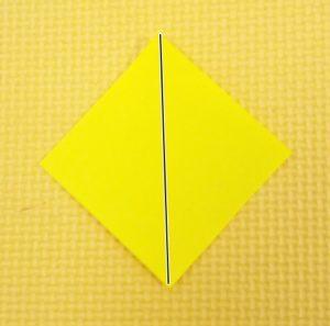 羽子つき,羽根,折り紙,簡単,折り方