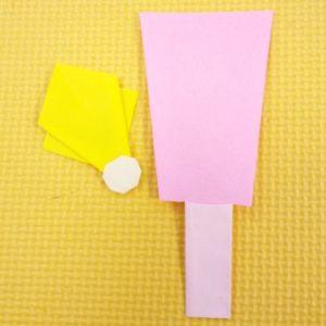 羽子板,羽根,折り紙,簡単,折り方