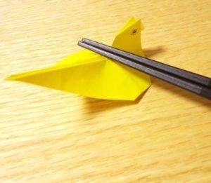 鳩,折り紙,箸置き,簡単