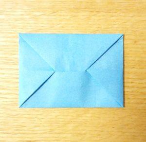 ポチ袋,折り紙,作り方,お正月,小銭,折り方