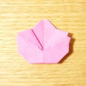 """桜,折り紙,簡単,子供"""""""""""